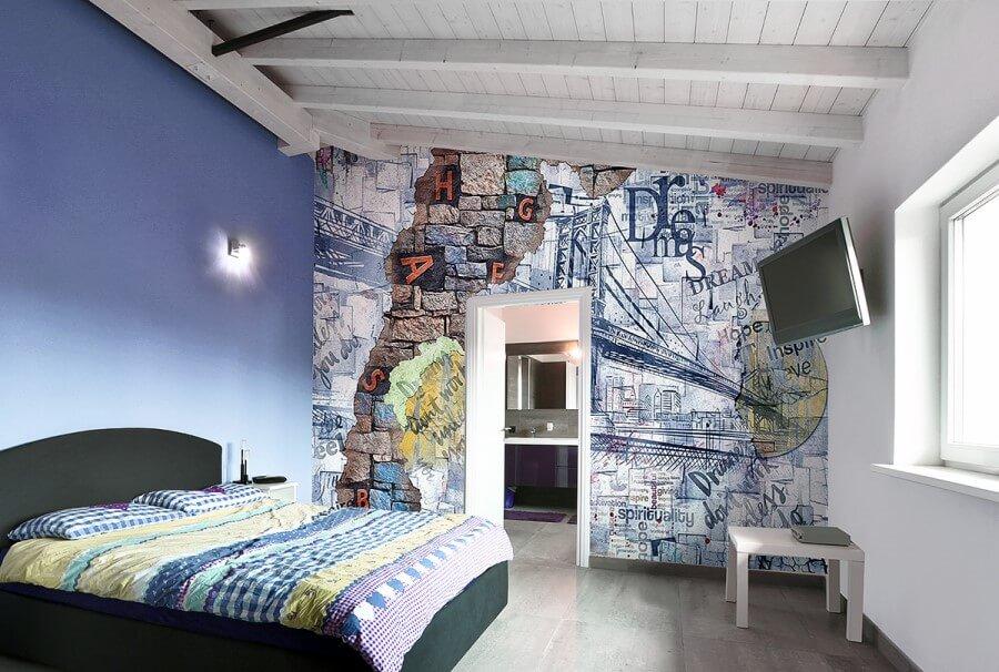 Выбрать и заказать фрески для стен или потолка с доставкой в Крыму