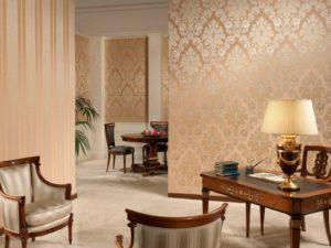 Качественные обои для стен в салоне Золотой Свиток