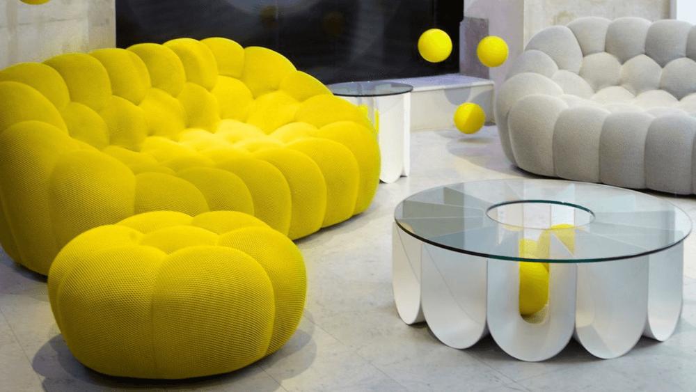 Оригинальная необычная мебель