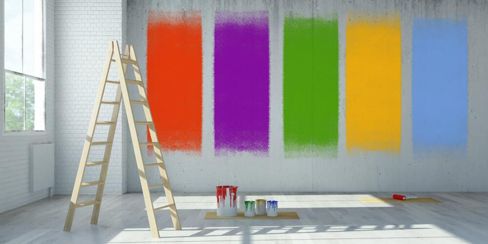 Как правильно выбрать цветовую гамму интерьера